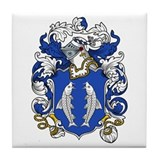 Colton Coat of Arms Tile Coaster