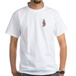 Death from Above White T-Shirt
