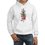 Death from Above Hooded Sweatshirt