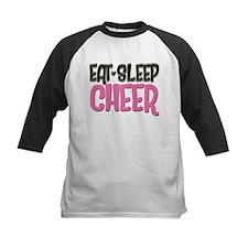 Eat Sleep Cheer Tee