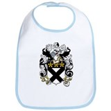 Corey Coat of Arms Bib