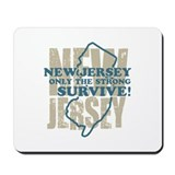 New Jersey Mousepad