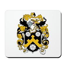 Cornish Coat of Arms Mousepad