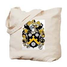 Cornish Coat of Arms Tote Bag