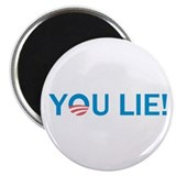 You Lie Anti Obama Magnet