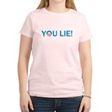 You Lie AntiObama T-Shirt