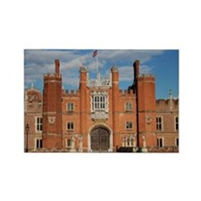 Hampton Court Palace Rectangle Magnet
