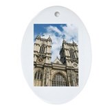 Westminster Abbey Oval Ornament