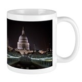 St Pauls Cathedral at Night Mug