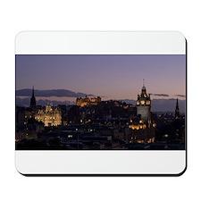 Illuminated Edinburgh Mousepad
