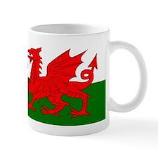 Flag of Wales (Welsh Flag) Small Mug