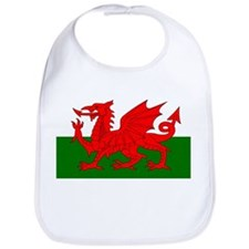 Flag of Wales (Welsh Flag) Bib