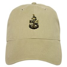 Senior Chief Anchor Baseball Cap