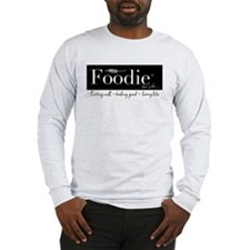 Foodie Long Sleeve T-Shirt