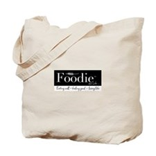 Cute Foodie Tote Bag