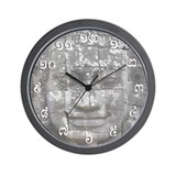 Bayon Wall Clock