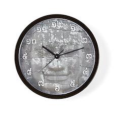 Bayon Wall Clock
