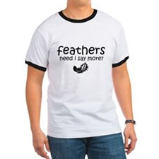 TWILIGHT! feathers T