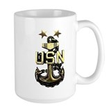 Master Chief Anchor Coffee Mug