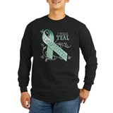 I Wear Teal for my Daughter T