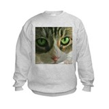 Kitty Eyes Sweatshirt
