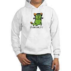 FrankenKitty Hooded Sweatshirt