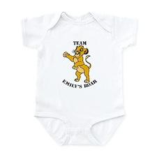 Emily's Roar... Infant Bodysuit