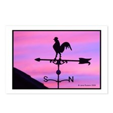 Weathervane Postcards (Package of 8)