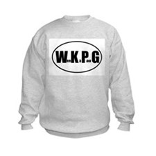 WeeKaPauG Euro Oval Sweatshirt