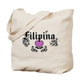 Filipina Tote Bag