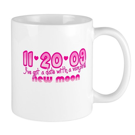 New Moon Edward Mug