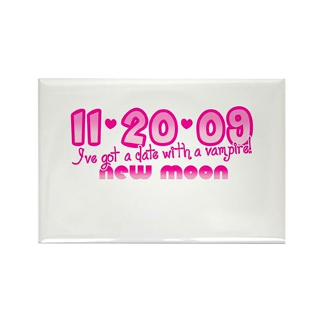 New Moon Edward Rectangle Magnet (100 pack)