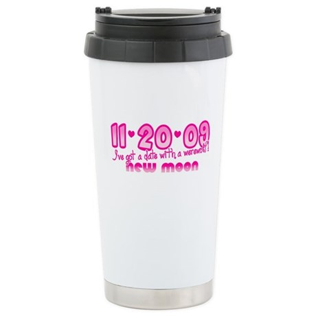 New Moon Jacob Ceramic Travel Mug