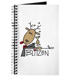 Blitzen Reindeer Journal