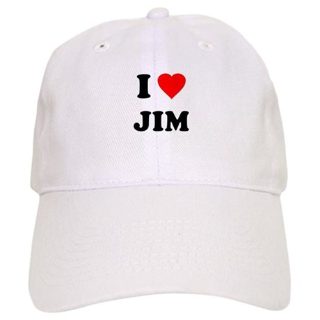 I Love Jim Cap