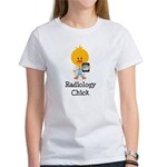 Radiology Chick Women's T-Shirt