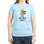 Rad Tech Chick Women's Light T-Shirt
