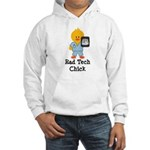 Rad Tech Chick Hooded Sweatshirt