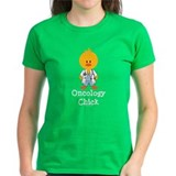 Oncology Chick Tee
