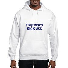 Tortoises Kick Ass Hoodie