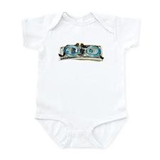 Unique Credit Infant Bodysuit