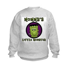 Mommy's Little Monster Sweatshirt