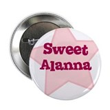 Sweet Alanna Button