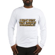 Funny Obama Peace Prize Long Sleeve T-Shirt