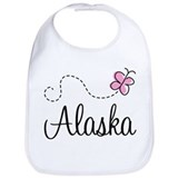 Pretty Alaska Bib