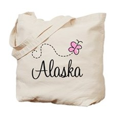 Pretty Alaska Tote Bag