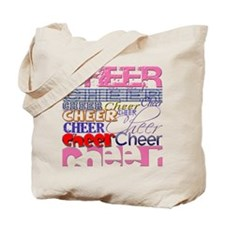 Cheer CHEER Cheer Tote Bag