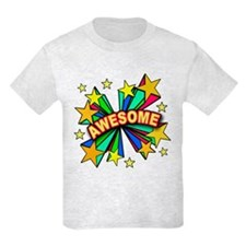 Comic Book Pop Art Awesome T-Shirt