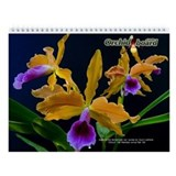Orchid Board Wall Calendar (2010 Contest Photos)