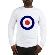 Cute Bullseye Long Sleeve T-Shirt